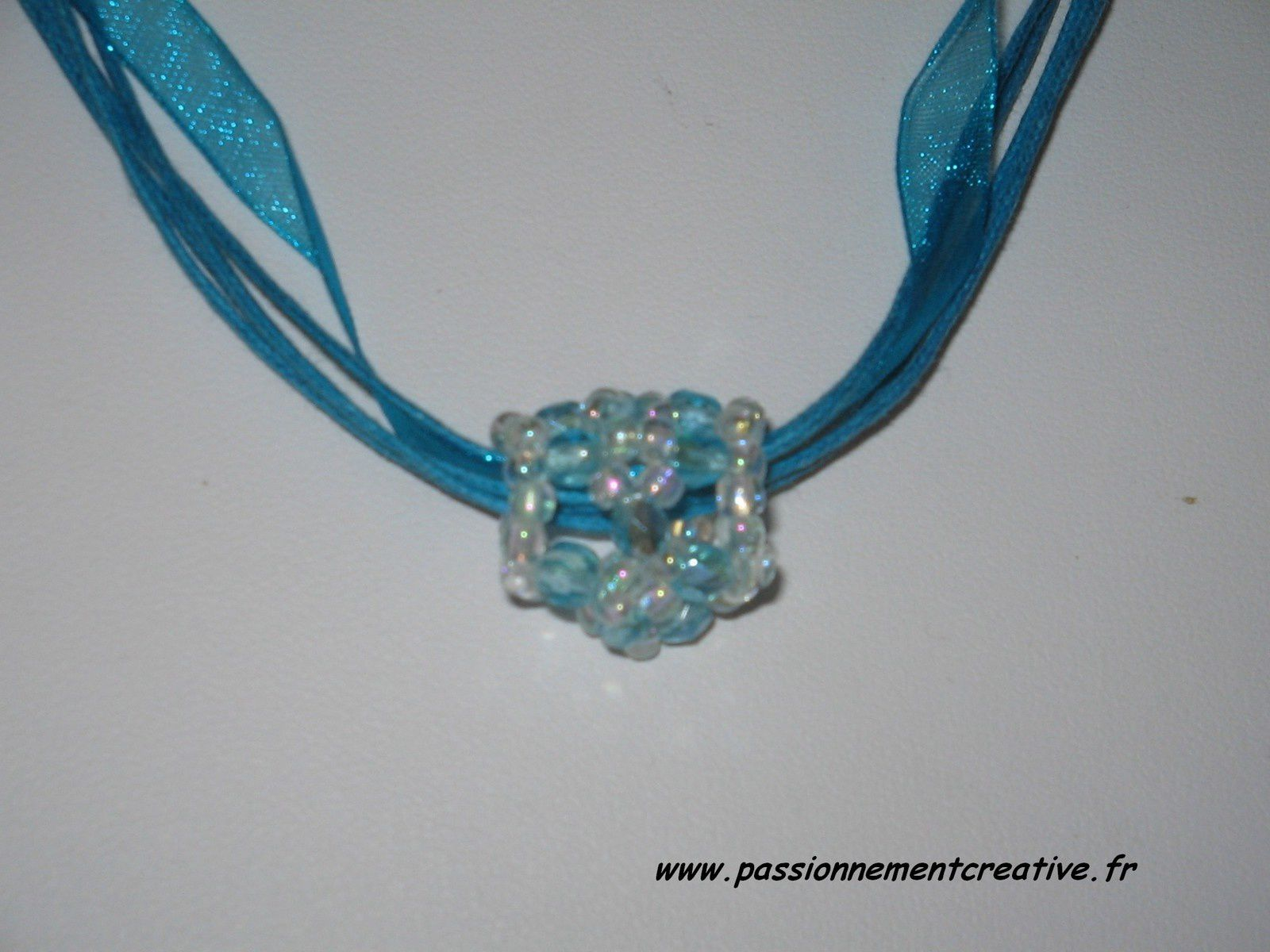 Pendentif Cylindre