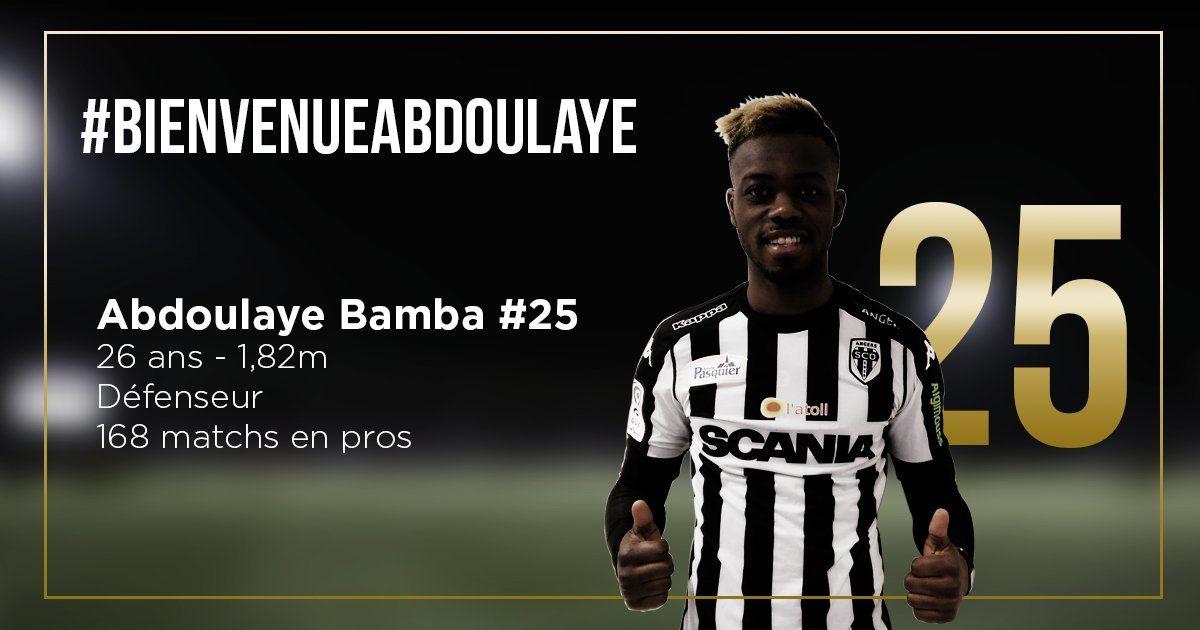 Comme Angers, faut-il miser sur un Bamba pour son équipe?