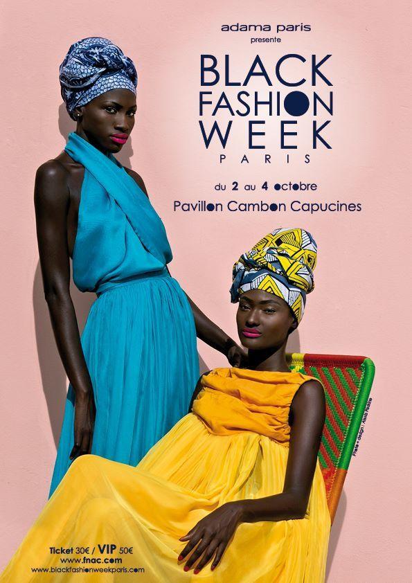 Black Fashion Week Paris 2014