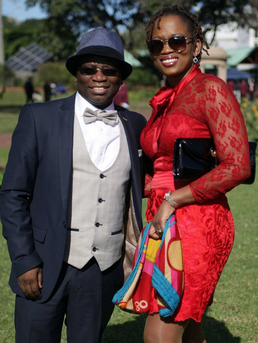 Minister Malusi Gigaba's Wedding (Photos)