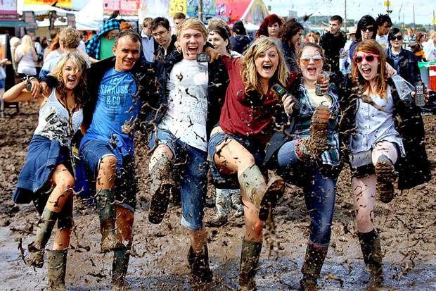 Pratique la carte des festivals !