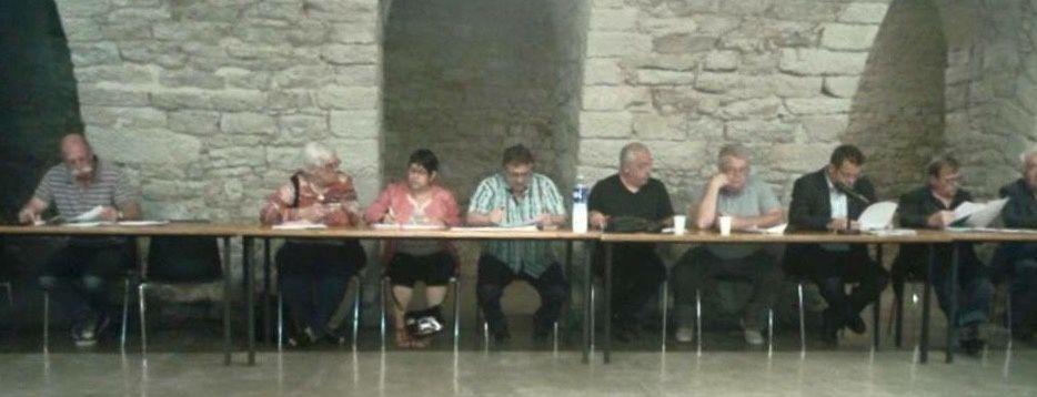 Au caveau à Saint-Affrique : un conseil communautaire avec un vrai débat de fond !