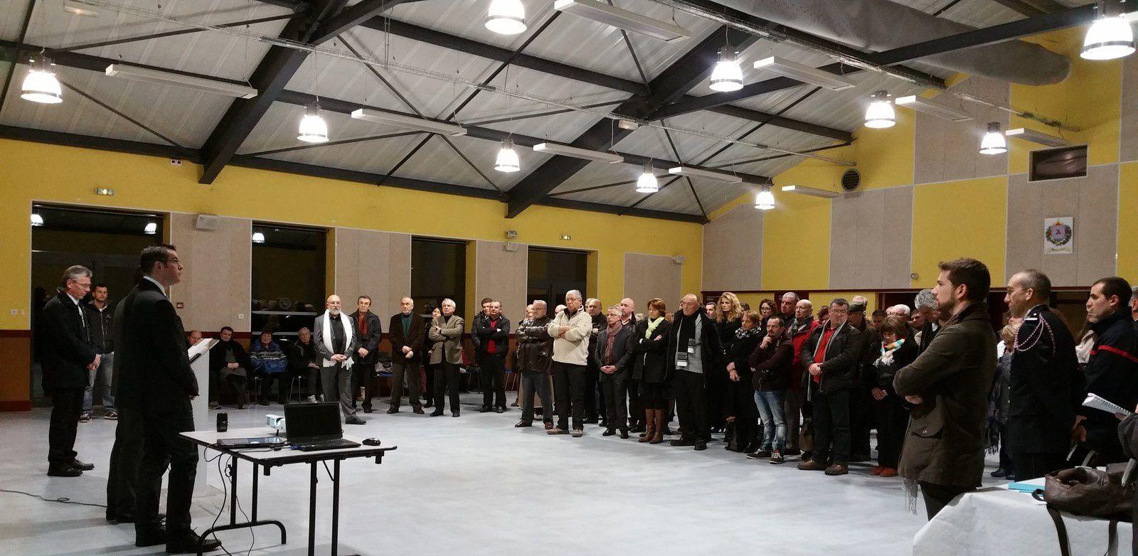 [Voeux du député] Arnaud Viala avait convié les forces vives du Sud-Aveyron