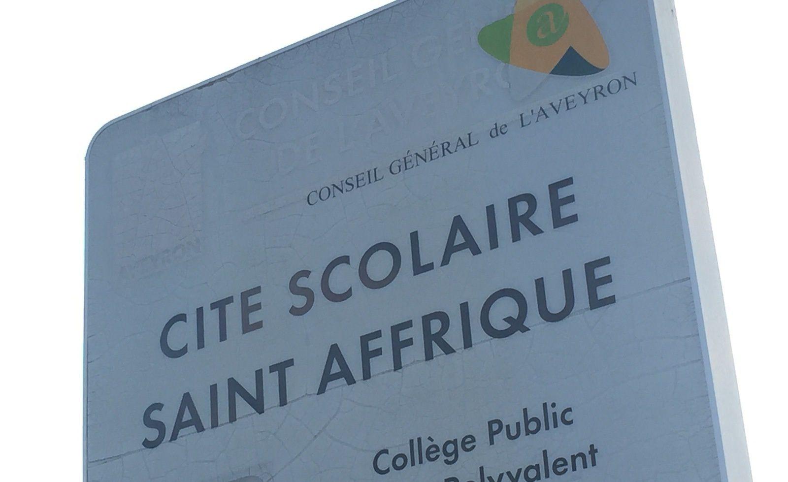 Sébastien David et Emilie Gral ont défendu à Rodez les dossiers du canton de Saint-Affrique.