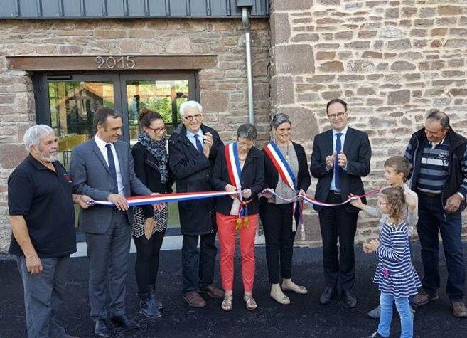 [Viala du Dourdou] Inauguration de la Maison du Dourdou