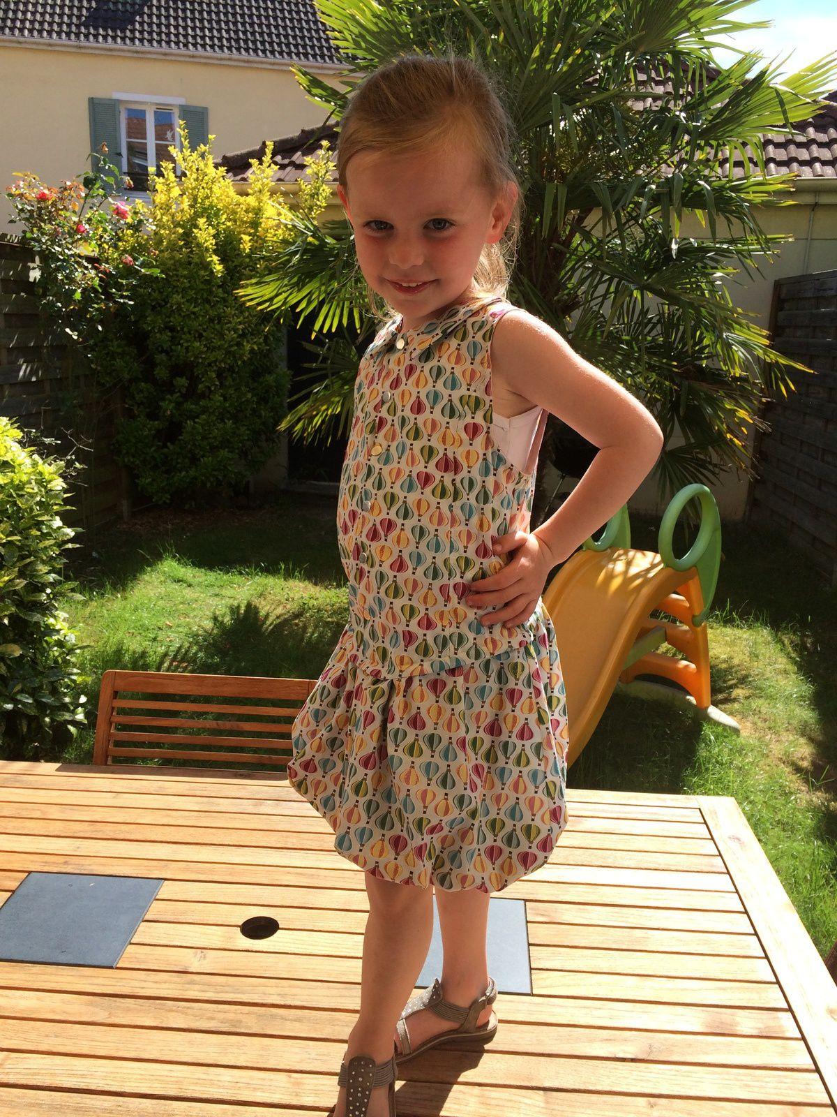 Zoé, un joli prénom pour une jolie robe