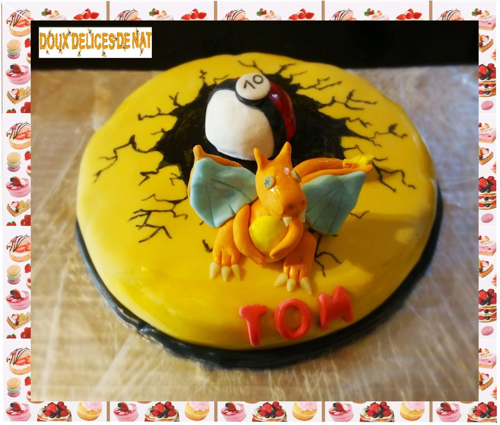 Gâteau dracofeux :