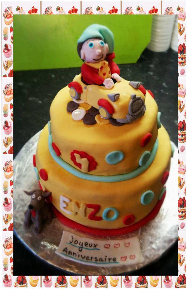Gâteau Oui-Oui :