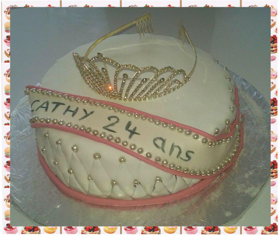 Gâteau miss :