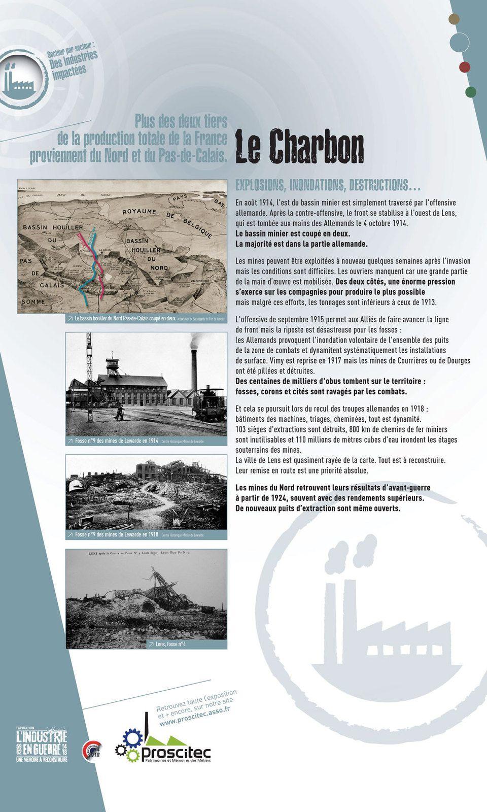 L'industrie du Nord-Pas-de-Calais durant la Première Guerre mondiale