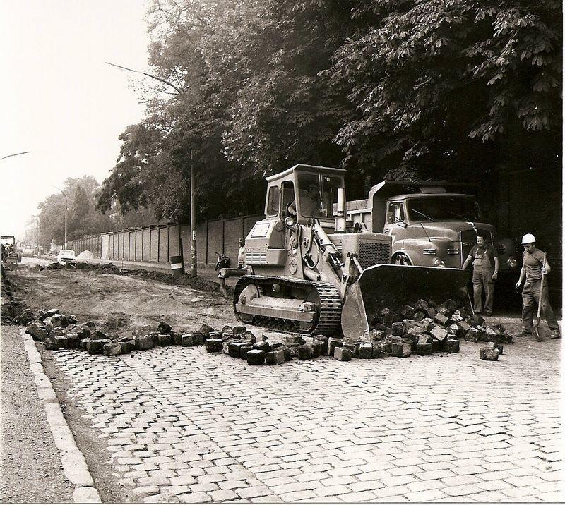 Boulevard Vaillant-Couturier - 1967.