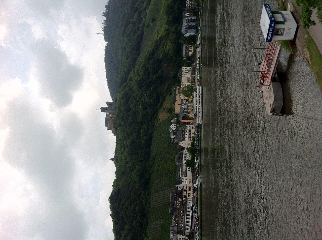 un w-e en Moselle Allemande