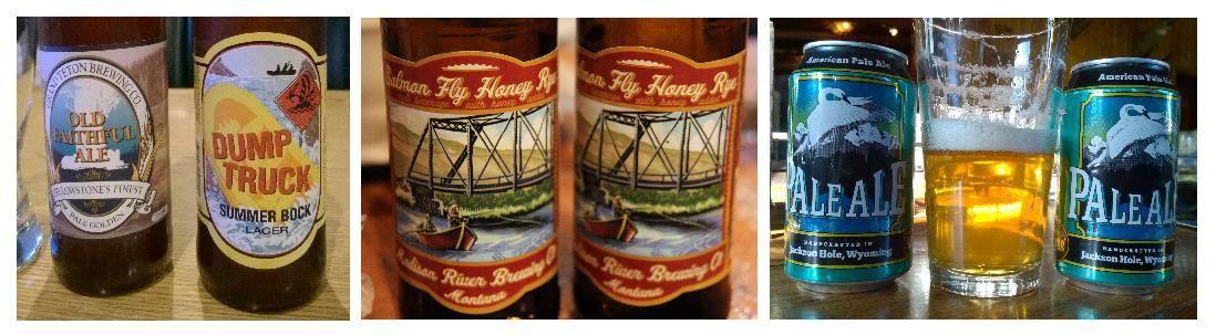 Petit florilège des bières locales