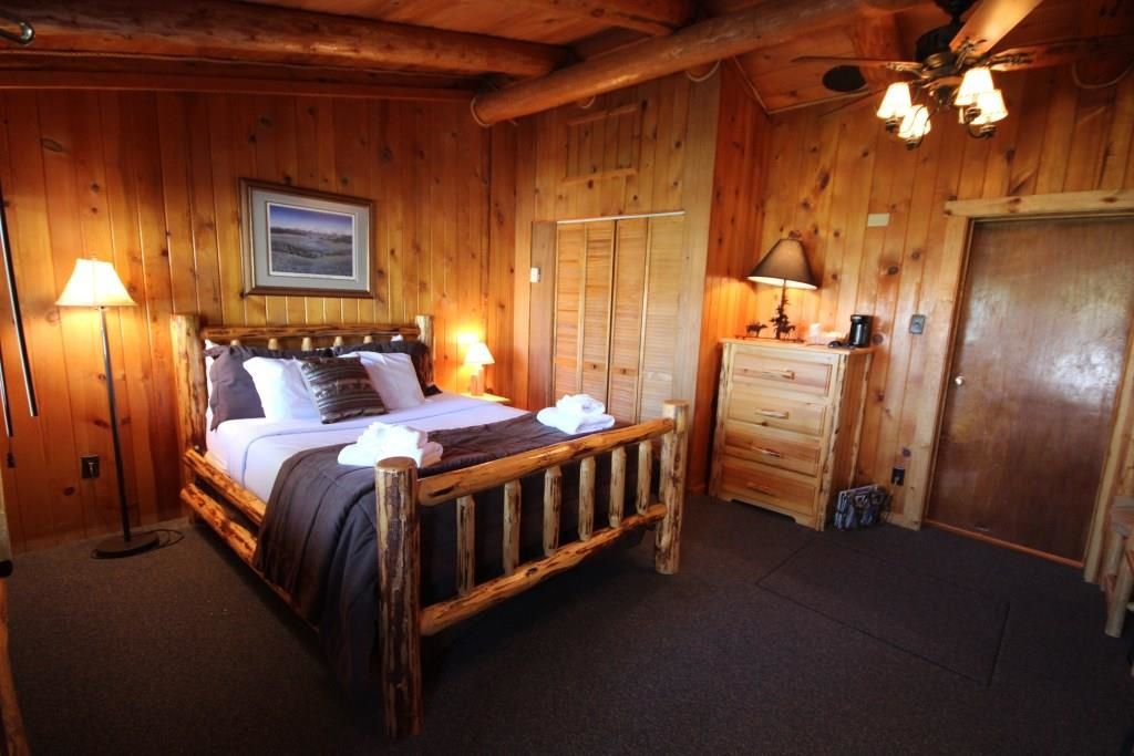 Notre chambre western