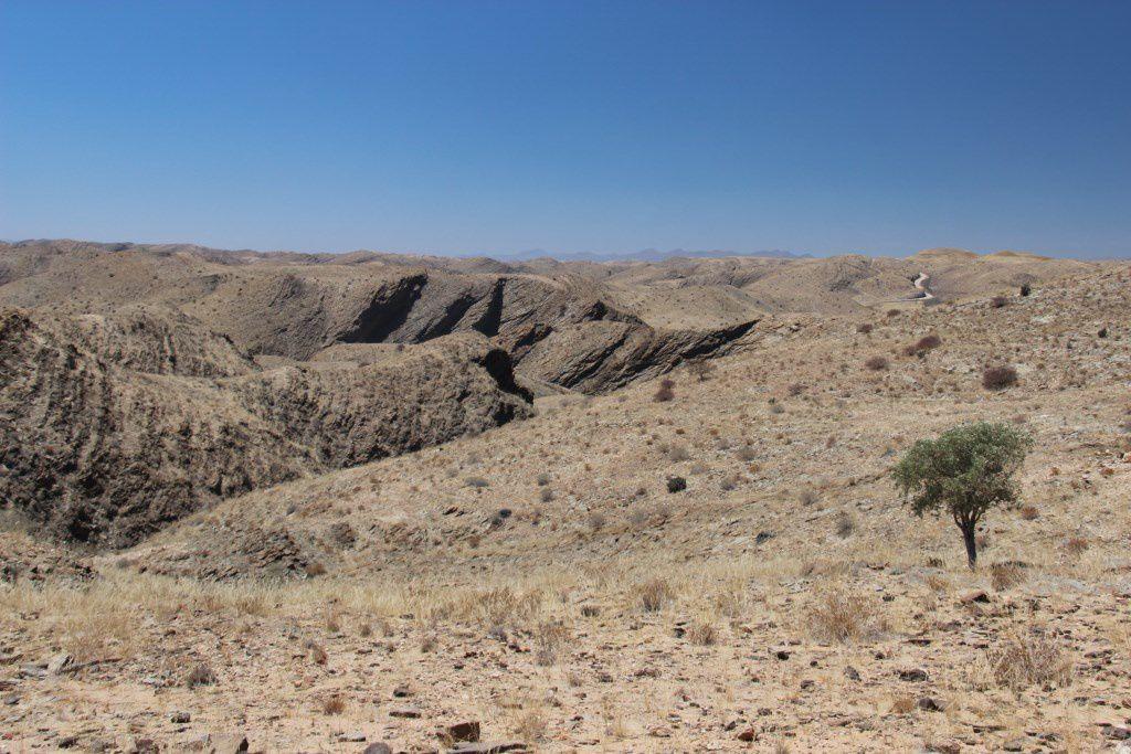Le Kuiseb Canyon