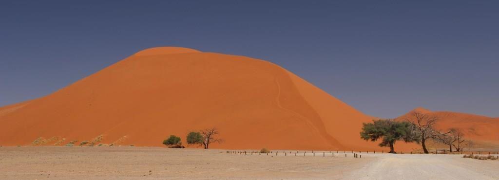 La Dune 45 et ses 150m de haut