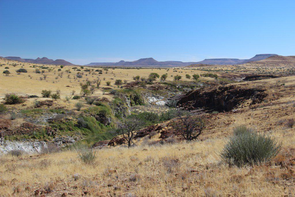 La Namibie : Waterberg / Etosha / Damaraland / Skeleton Coast / Sesriem et le désert