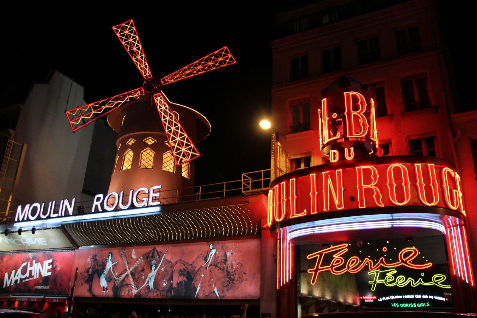 Lili en WE à Paris