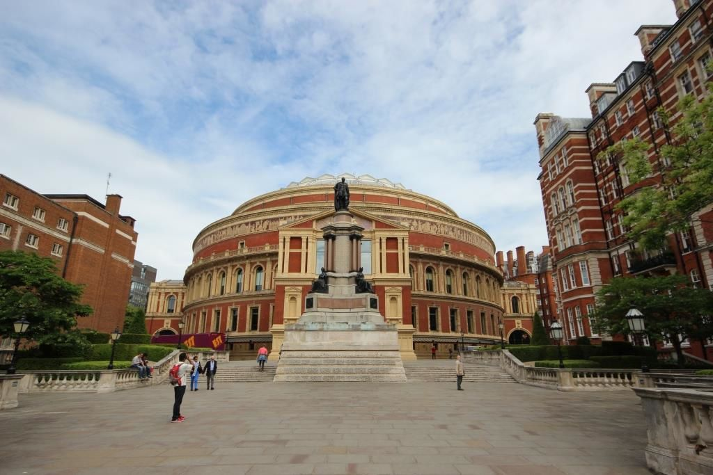 Le Royal Albert Hall