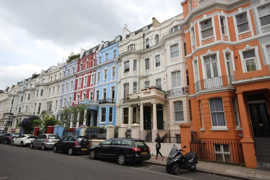 Autres styles de maisons géorgiennes dans Notting Hill