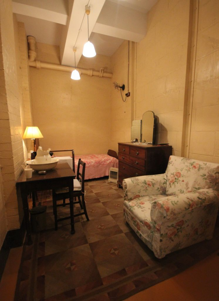 La chambre de Madame Churchill