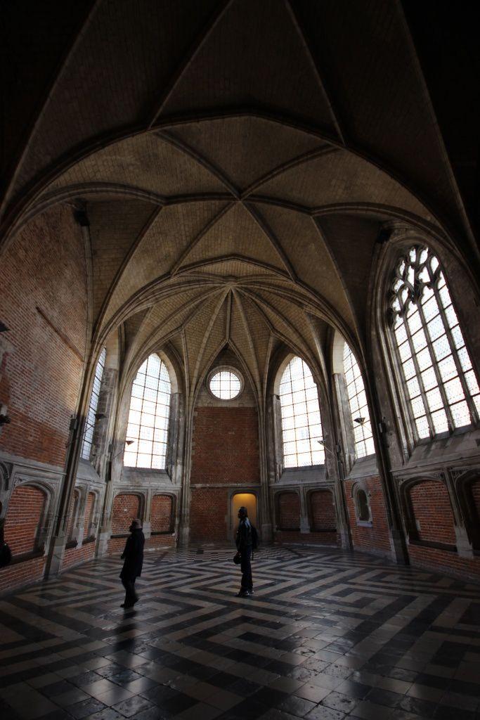 La Salle du Conclave du Palais Rihour