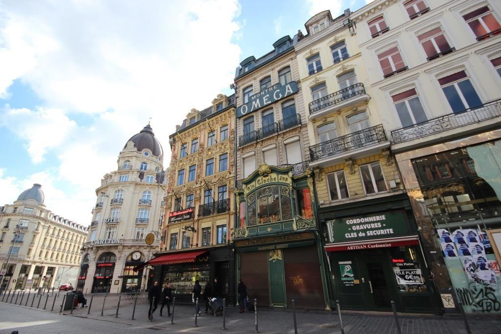 La Rue Nationale et le fameux Carlton