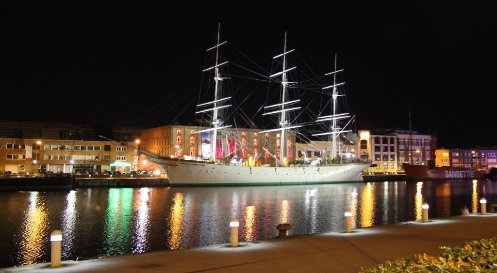 Le 3 mâts Duchesse Anne propriété du Musée Portuaire de Dunkerque