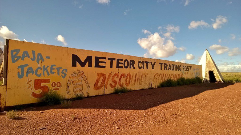 Meteor City Trading Post (AM/PM)