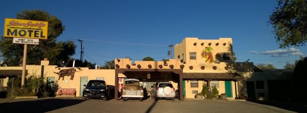 Le Silver Saddle Motel de Santa Fe
