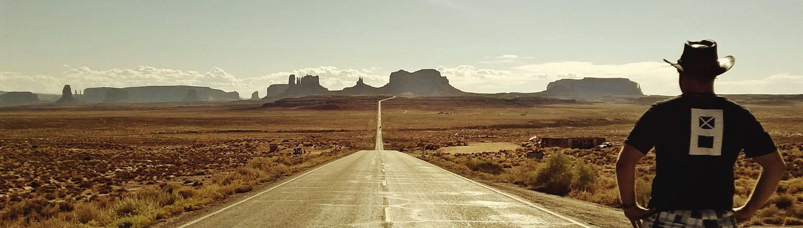 A l'horizon, Monument Valley (AM)