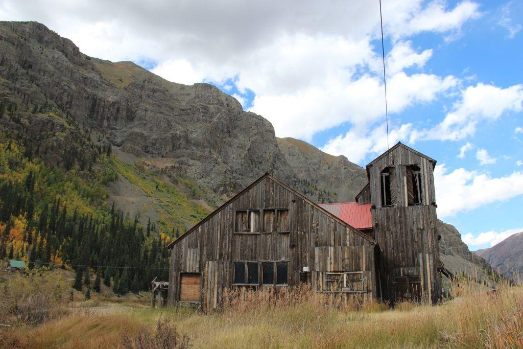 Anciennes villes minières du Colorado