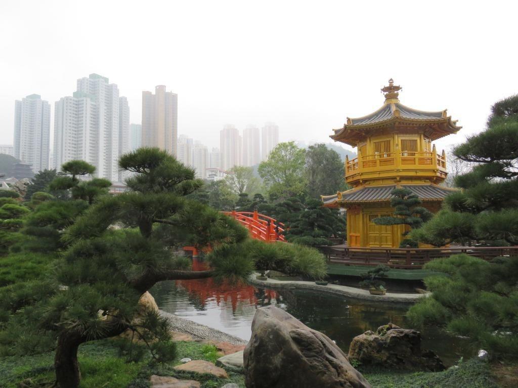 Les jardins de Nan Lian