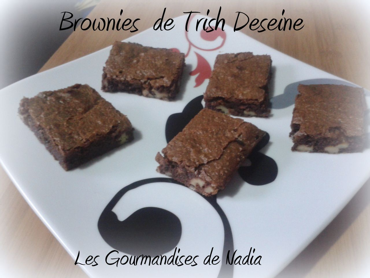 BROWNIE AU NOIX