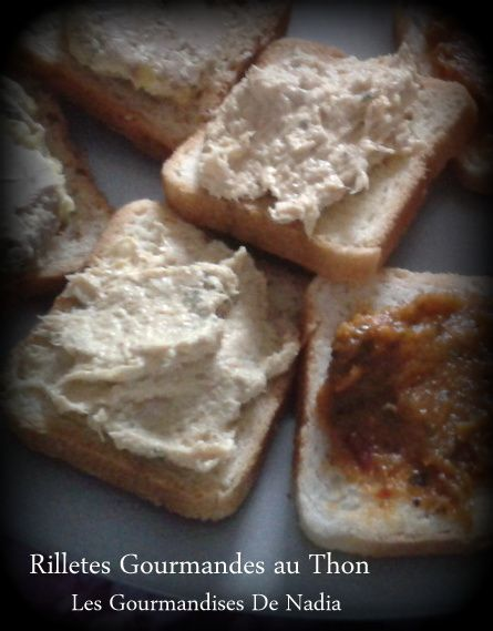 RILLETTES GOURMANDES