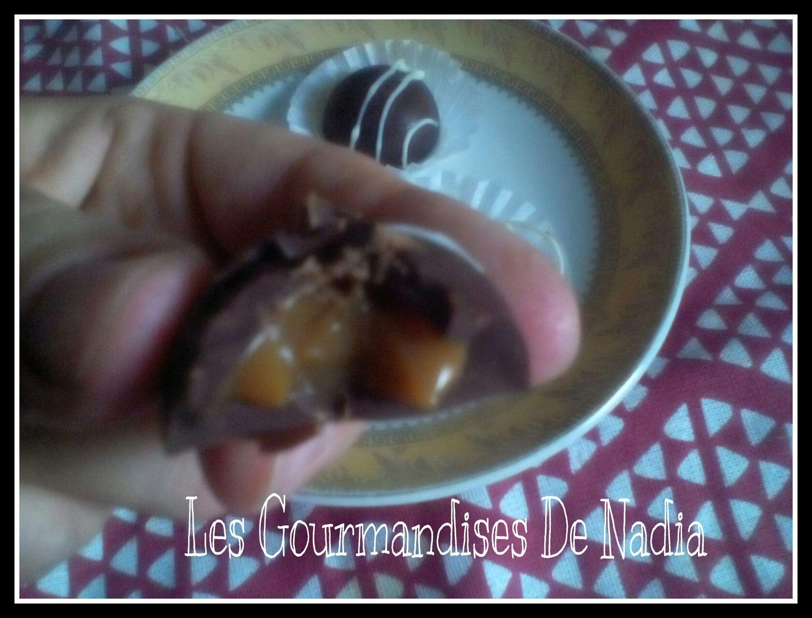 CHOCOLAT  CARAMEL AU BEURRE SALE