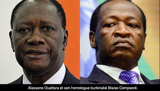 Françafrique la main dans le sac avec l'exfiltration de Compaoré en Côte d'Ivoire...