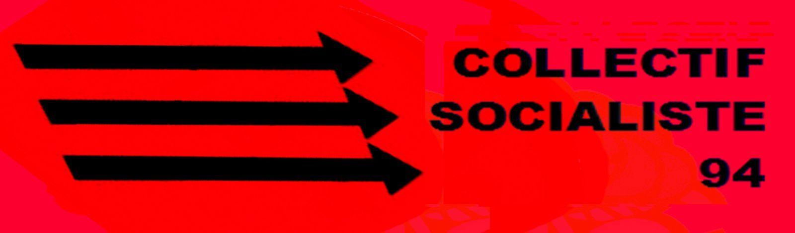 Fontenay Socialiste rejoint le Collectif Socialiste 94 en soutien à sa candidate socialiste Brigitte Tironneau sur la liste Front de Gauche