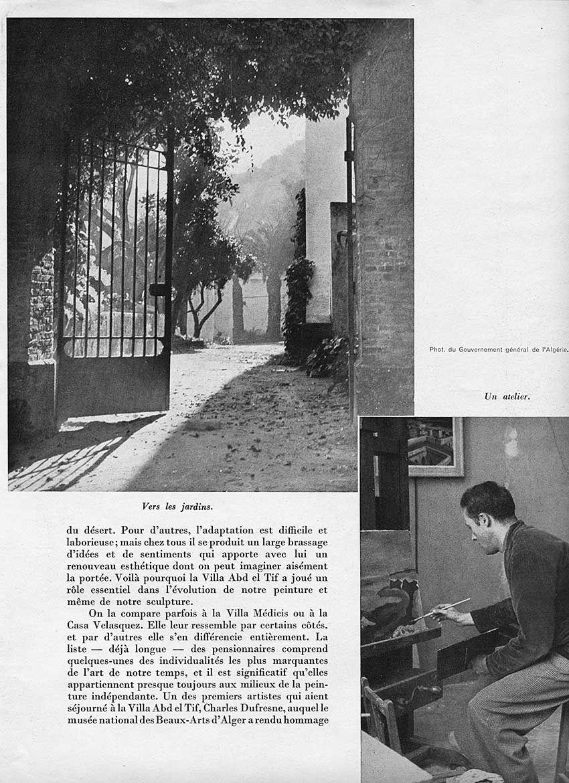 &quot&#x3B; La Villa Abd-El-Tif &quot&#x3B; un joyau culturel algérois