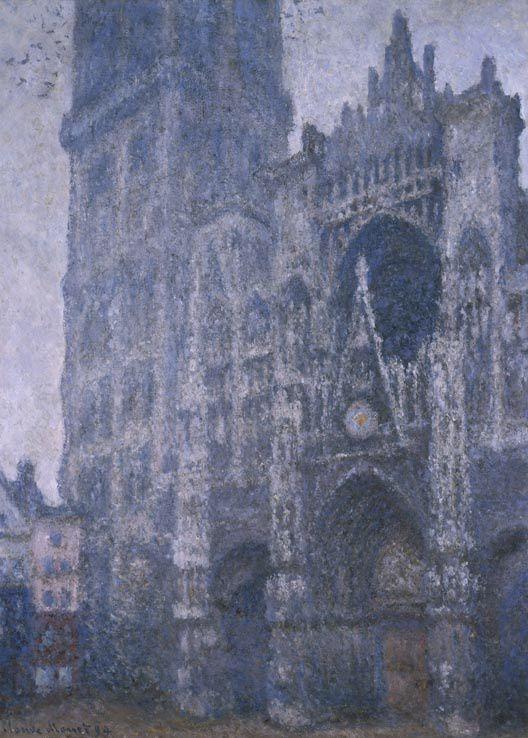 Joseph Kosuth, Mel Bochner, On Kawara, Sol Le Witt, Claude Monet et Douglas Huebler