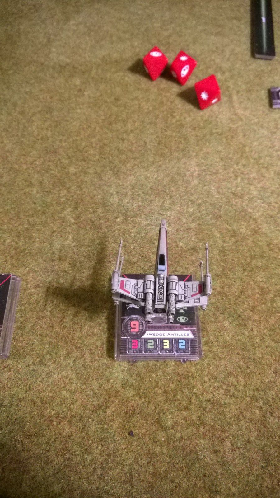 X-Wing : initiation et conversion