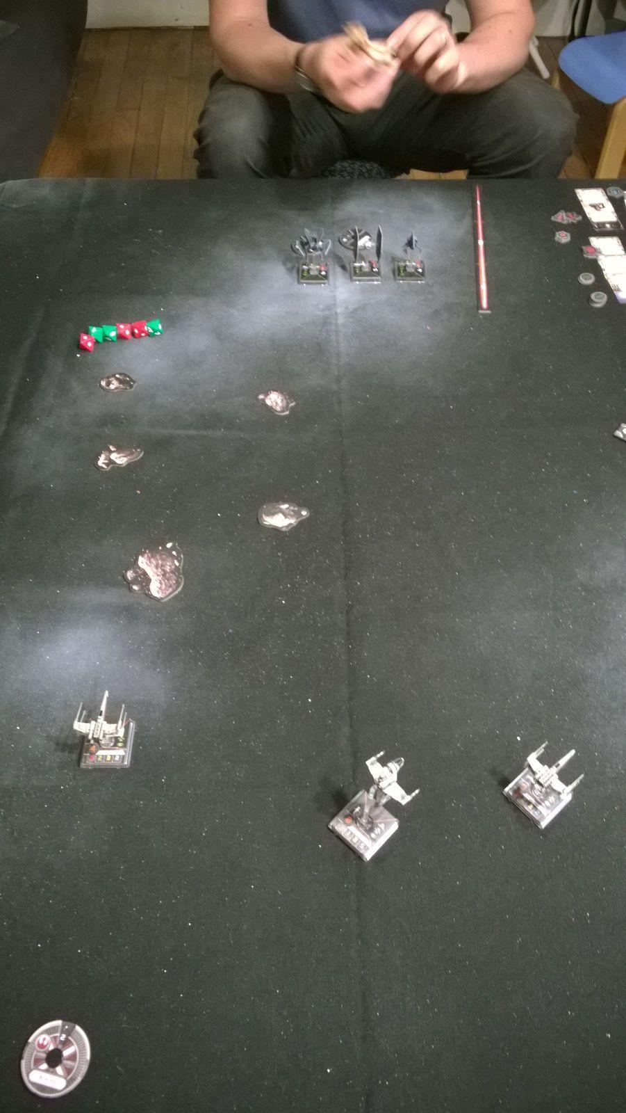 BatRep X-Wing n°1 :