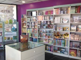 La boutique Ludickbazar dans le 12ème, à côté de gare de Lyon