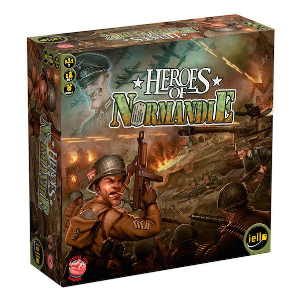 Avis : Heroes of Normandie