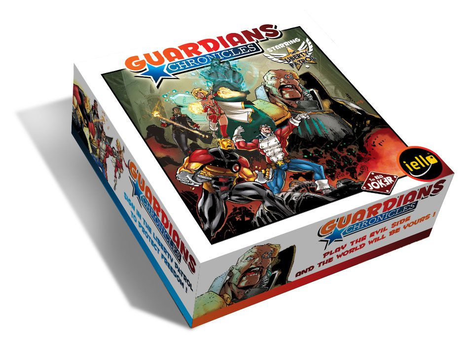 Avis : Guardians' Chronicle