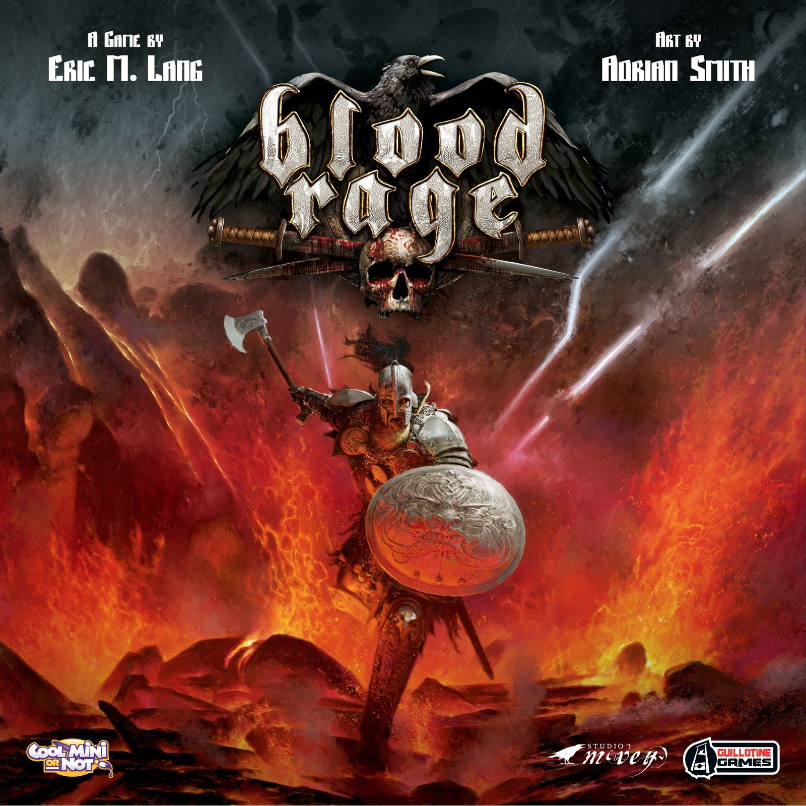 Avis : Blood Rage