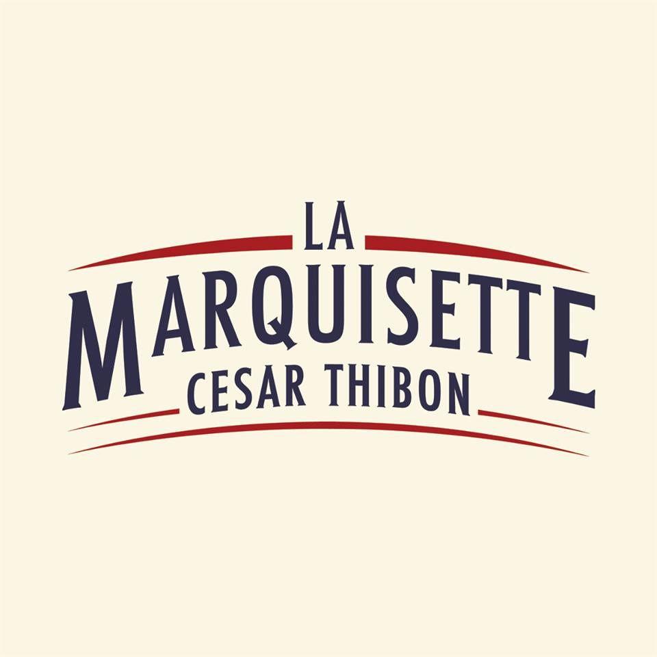 La Marquisette César Thibon  était au QC Café à Lunel avec mes gourmandises le vendredi 5 février 2016 .
