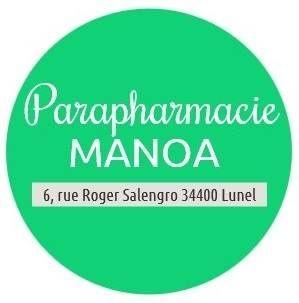 La parapharmacie Manoa à Lunel centre ville .