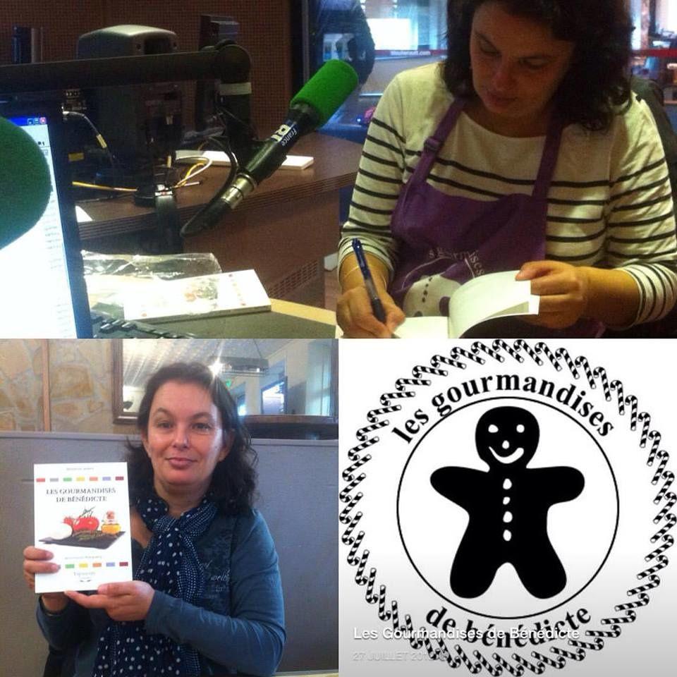 Mon premier livre de cuisine est toujours disponible &quot&#x3B; Les Gourmandises de Bénédicte chez les éditions Tapuscrits &quot&#x3B; .