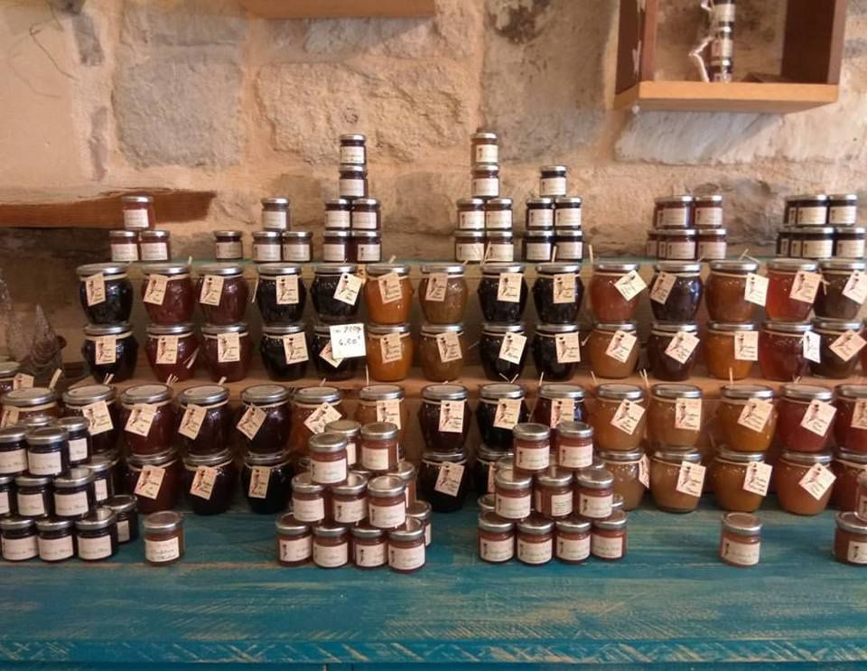 Les confitures artisanales &quot&#x3B; La Fée des Fruits &quot&#x3B; à Lunel  .